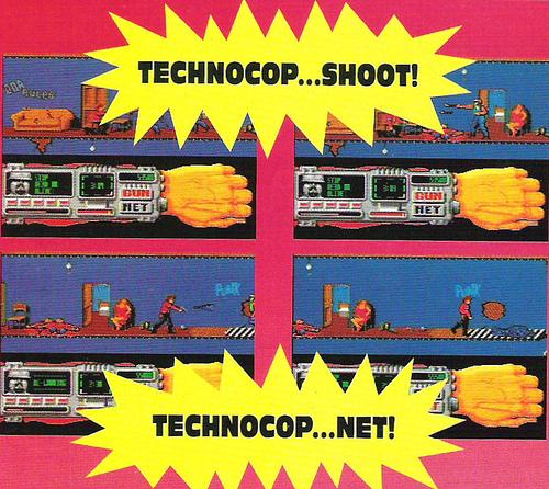 TECHNOCOP...avoid the k-hole!